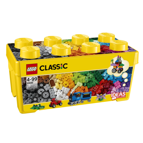 caja lego classic 10696