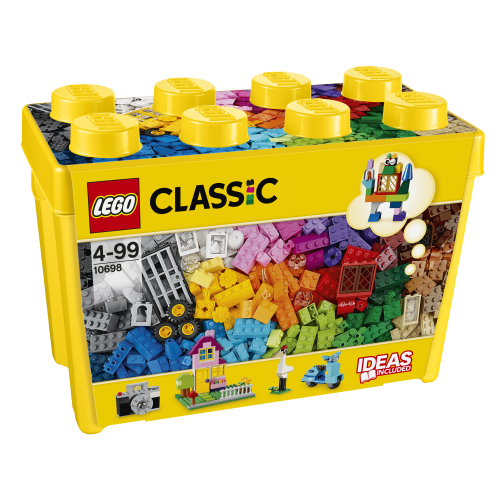 caja lego classic 10698