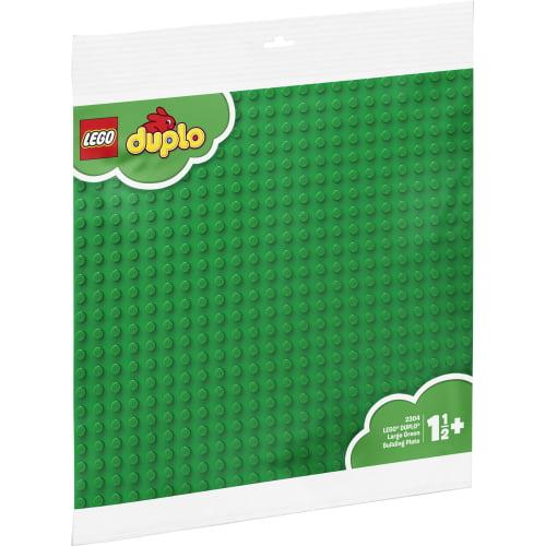 plancha verde lego duplo