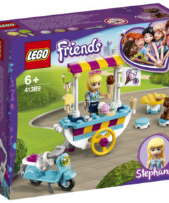 lego friends 41389 heladeria