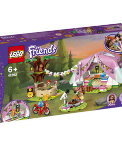 lego frieds glamping 41392