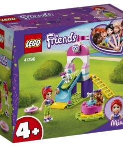 lego friends parque perros 41396