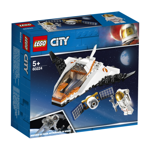 60224 lego reparar satelite