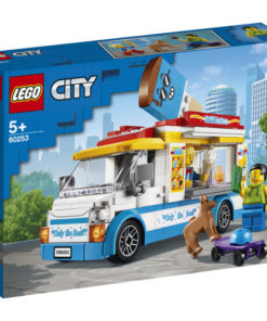 camion helados lego 60253