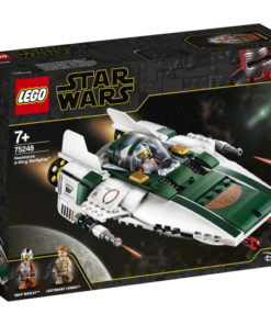 a-wing lego 75248