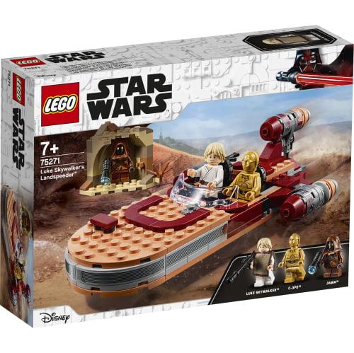 speeder luke lego 75271