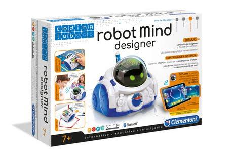 robot mind clementoni