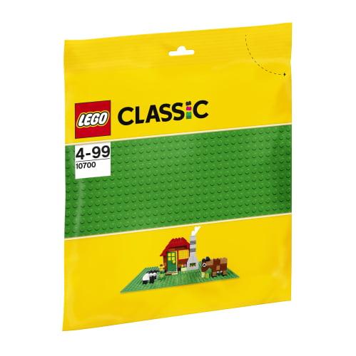 plancha lego 10700 verde