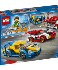 lego 60256 coches de carreras