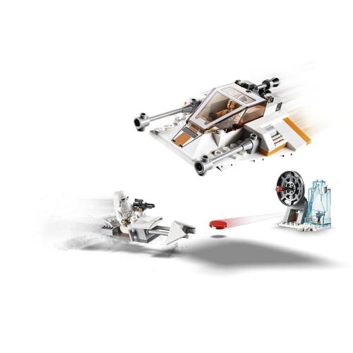 lego speeder nieve 75268
