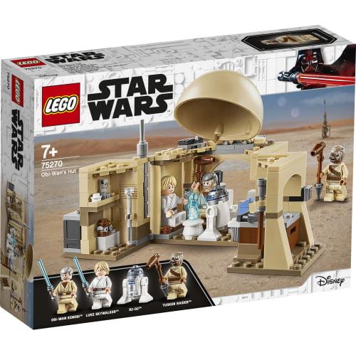cabaña obi wan Lego 75270