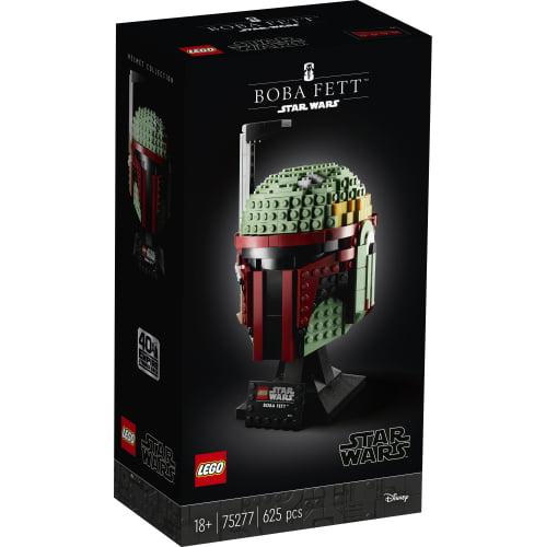 casco boba fett lego star wars 75277