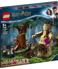 lego harry potter bosque prohibido 75967